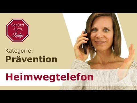 Sicher nach Hause kommen mit dem Heimwegtelefon – die Hotline für deinen Schutz
