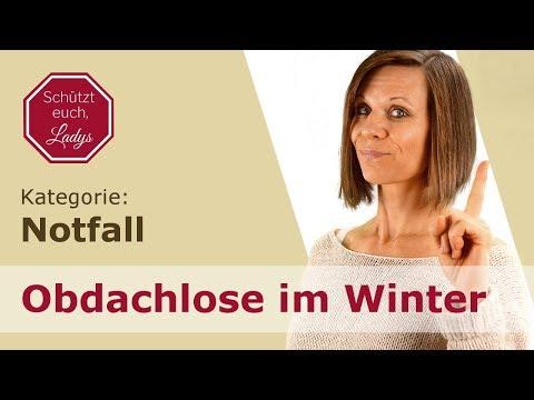 Obdachlose im Winter: Was wir tun können, um zu helfen