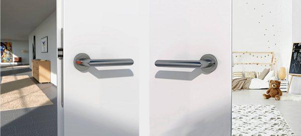Tschüss Schlüssel – schicker Komfort sorgt für Privatsphäre