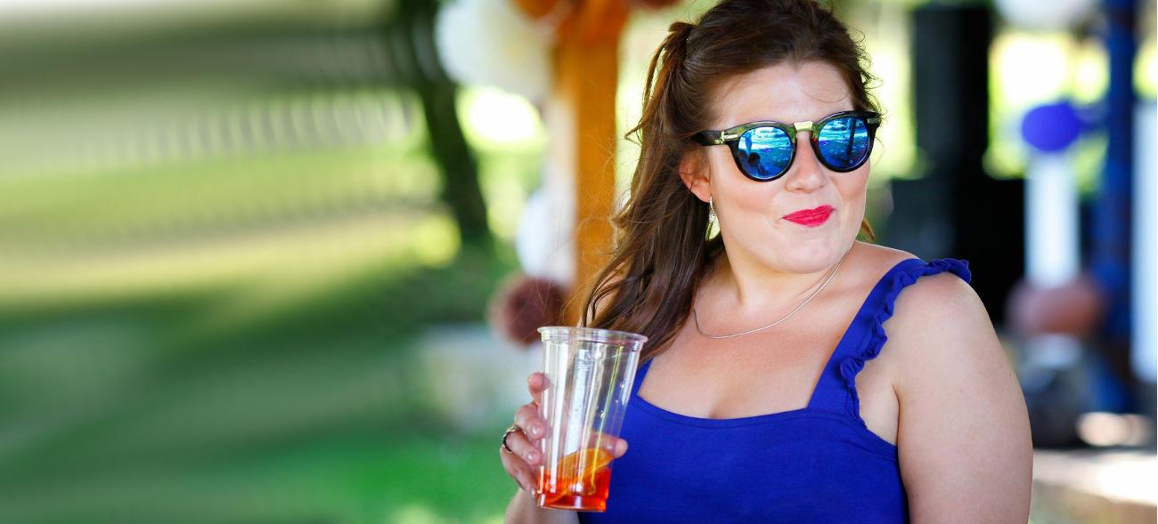Offene Getränke und Speisen nicht aus den Augen lassen