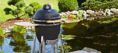 Feel-Good im Grünen – Keramikgrill für den besonderen Genuss im Garten