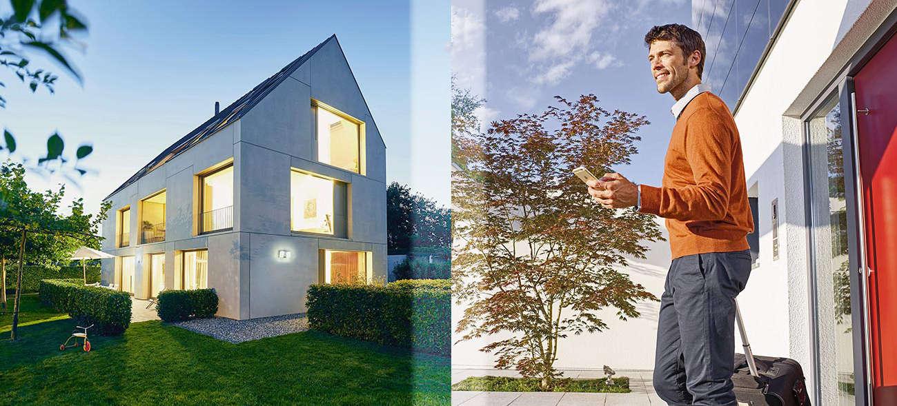 Smart-Home-Systeme erleichtern den Alltag