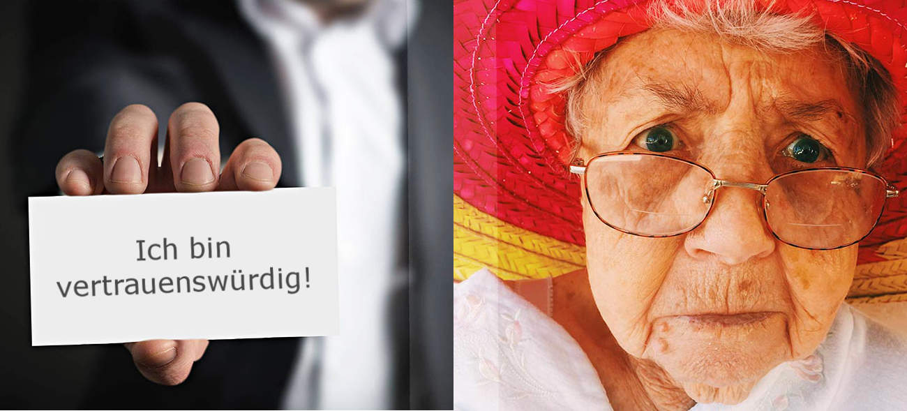 Haustürgeschäfte und Telefonabzocke – Senioren sind beliebte Betrugsopfer