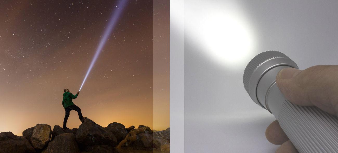 Tactical Lights: spezielle LED-Taschenlampen als taktische Helferchen im Selbstschutz