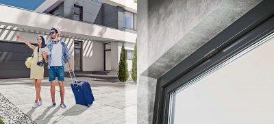 So sind Diebe weg vom Fenster – smarte Technik zur Fenstersicherung