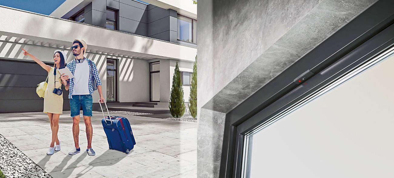 Tschüss Diebe – Fenster mit smarter Sicherheitstechnik für optimalen Einbruchschutz