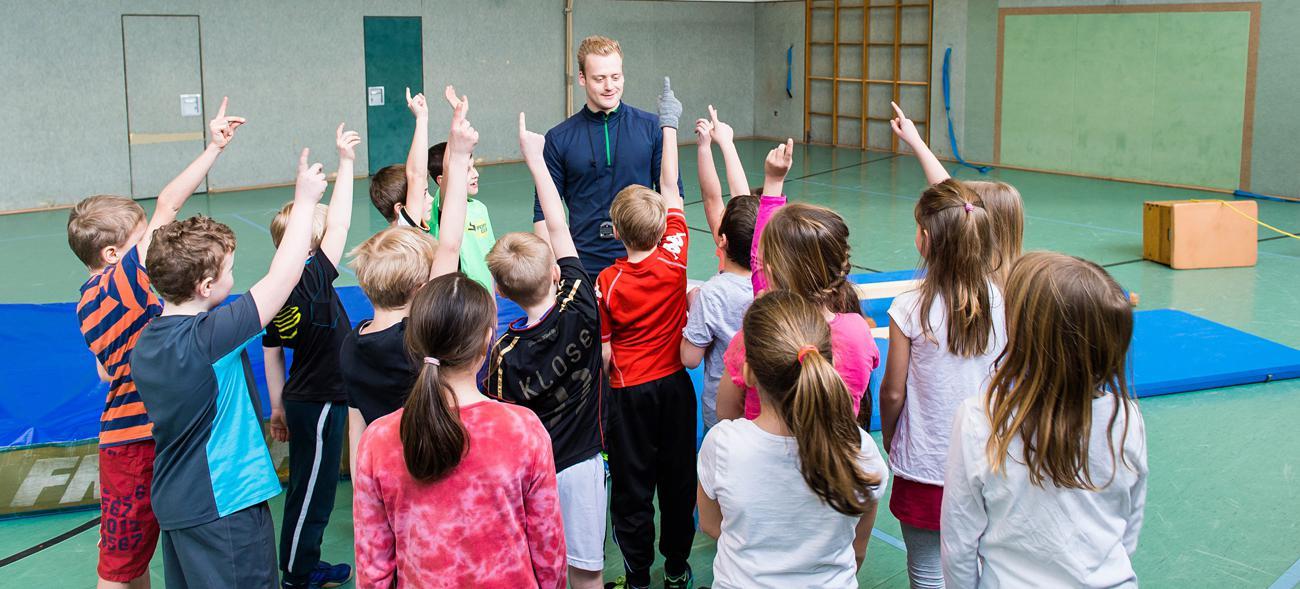Ehrenamt im Sport – Unterstützung und Förderung (nicht nur) für die Kleinen