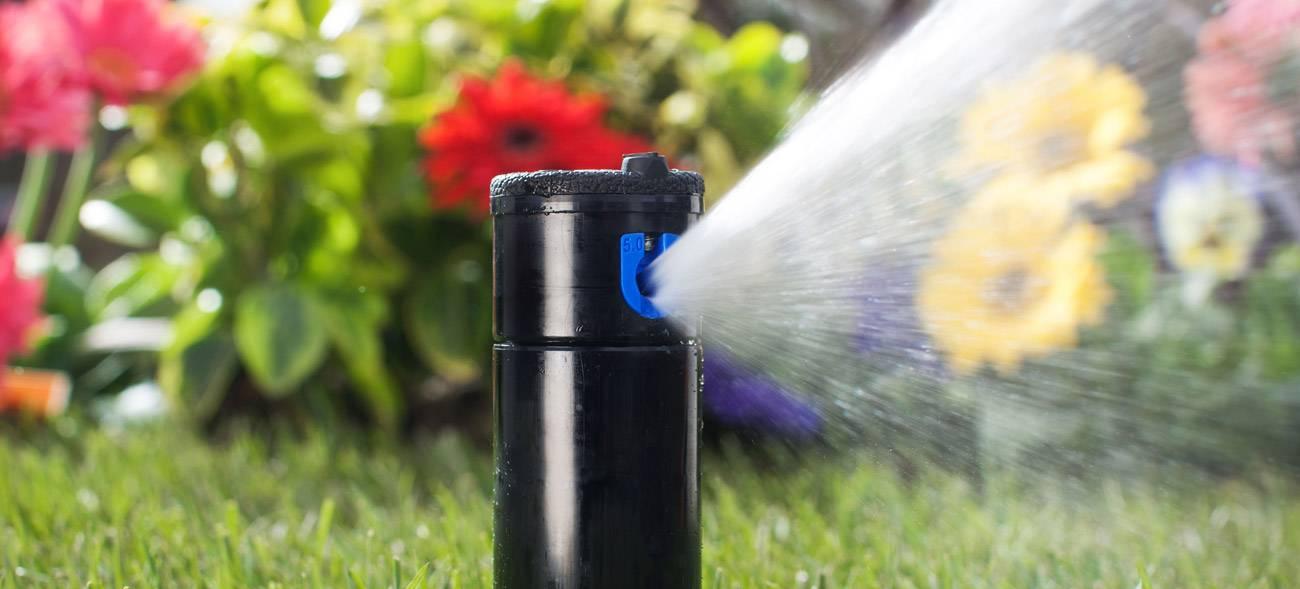 Automatisches Bewässerungssystem – nach Bedarf dosierte Wasserabgabe