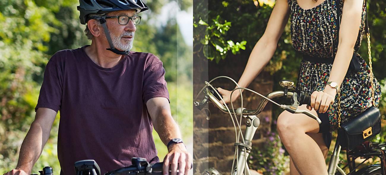 Fahrraddiebstahl vorbeugen: Zweiräder gut sichern