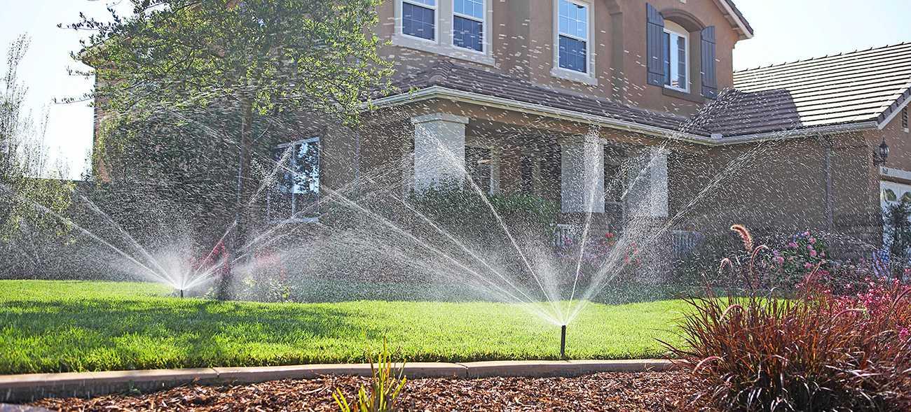 Immer gut dosiert und zum richtigen Zeitpunkt wässern: Eine automatische Bewässerungsanlage nimmt uns viel Arbeit ab
