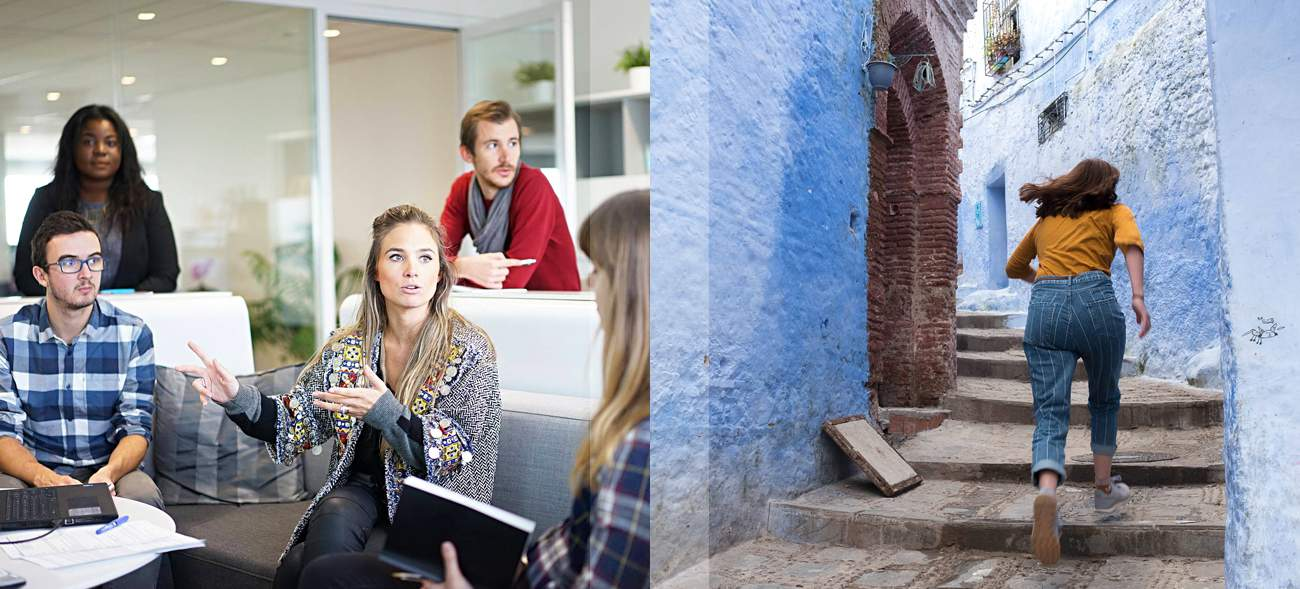 Reaktionsfähigkeit schulen: Konfrontation oder Flucht?