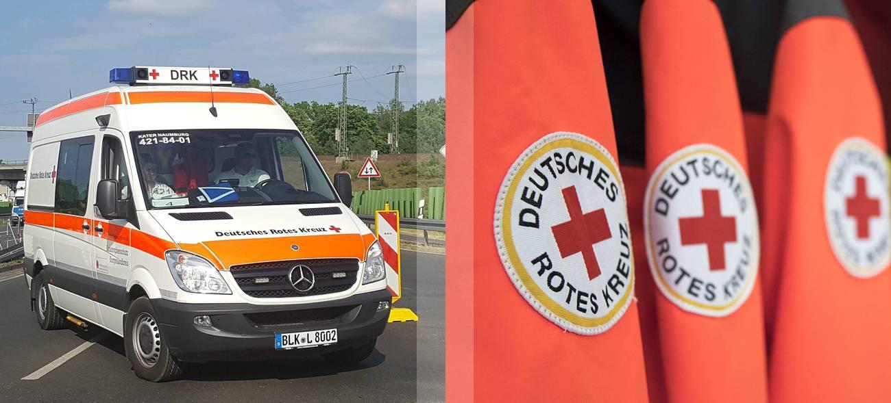 Auch beim Deutschen Roten Kreuz (DRK) sind ehrenamtliche Mitarbeiter herzlich Willkommen. Foto: pixabay / Germany Photography / bhossfeld
