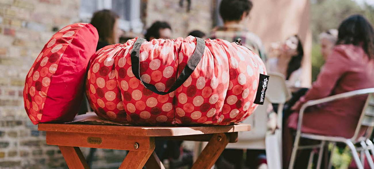 Entspannte Gartenparty dank der Kochkiste 2.0 – dem Wonderbag