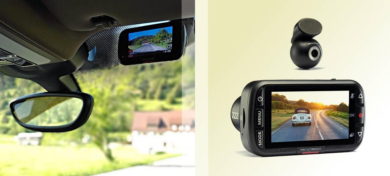 Im Auto ist eine Dashcam erlaubt, wenn wir den Datenschutz einhalten