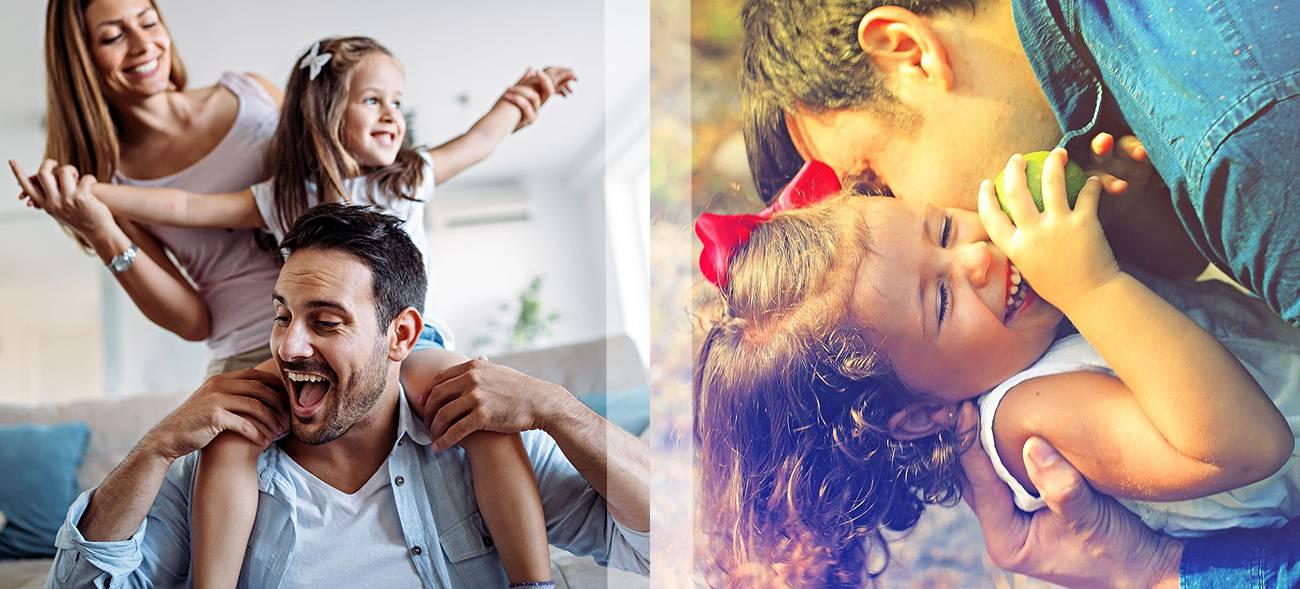 Familienzeit schafft Zusammenhalt