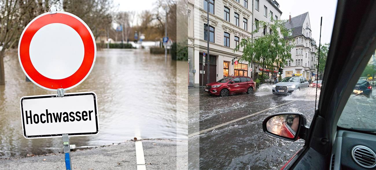 Hochwasserschutz – Gebäude aufrüsten und Notfallplan erstellen