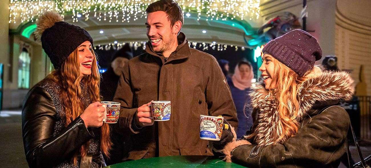 Sicherer Weihnachtsmarktbesuch in der Adventszeit