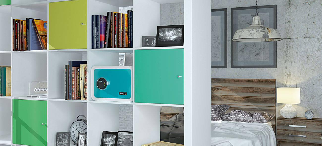 Möbeltresor in kompakter Abmessung passt sich jeder Umgebung an