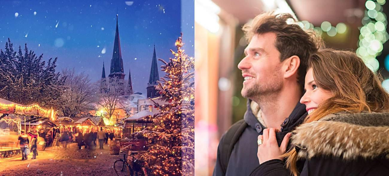 Weihnachtliche Atmosphäre entspannt genießen. Foto: pixabay / Dar1930 / Andi_Graf