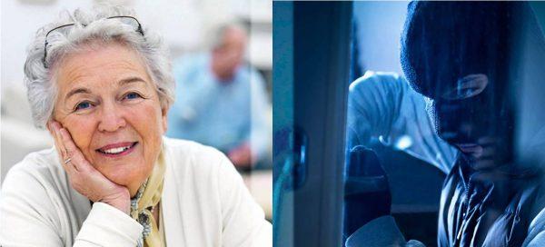 Viele Senioren möchten den Ruhestand im vertrauten Umfeld genießen. Mit nachrüstbarer Sicherheitstechnik können wir unseren Eltern und Großeltern diesen Wunsch erfüllen. Foto: djd / LISTENER Sicherheitssysteme GmbH