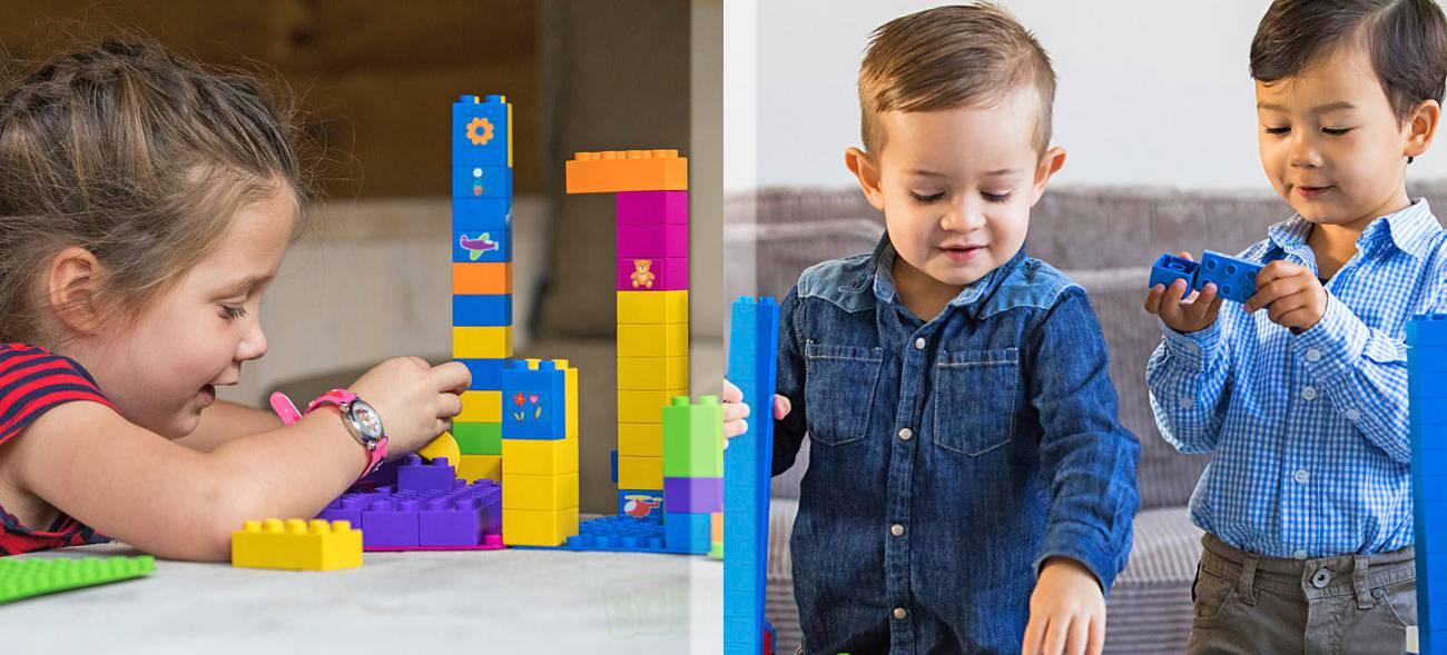 Nachhaltige Bausteine: Umweltschutz im Kinderzimmer