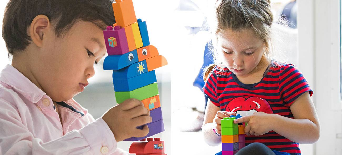 Früh übt sich: Spaß mit Lerneffekt dank nachhaltiger Bausteine