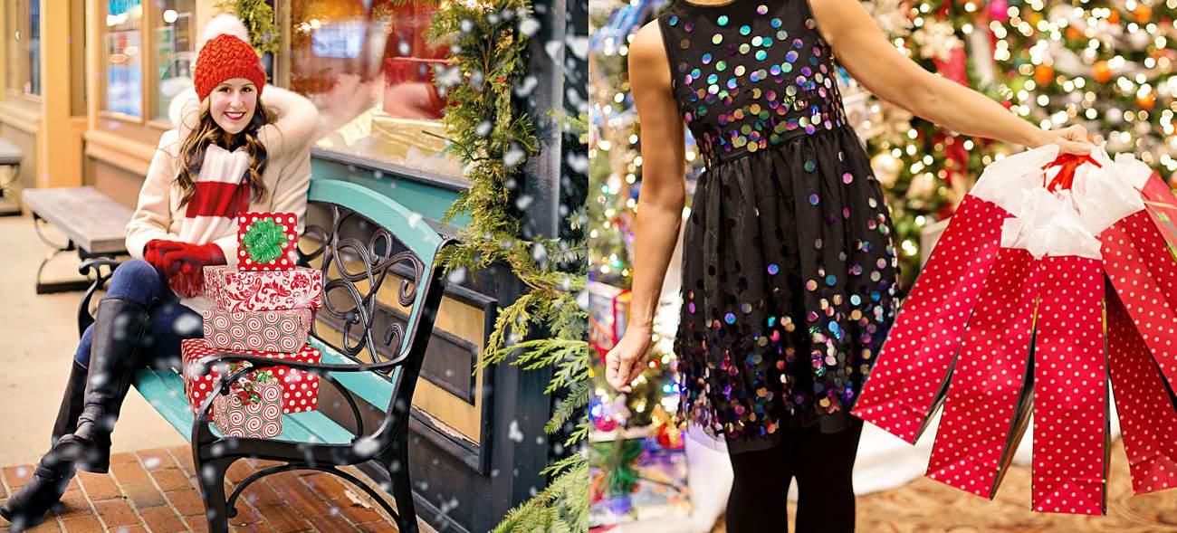 Tschüss Plastiktüten – auch bei Weihnachtseinkäufen auf die Umwelt achten. Foto: pixabay / VDW / akz-o