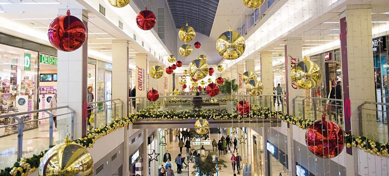 Weihnachtseinkäufe frühzeitig erledigen schont die Nerven