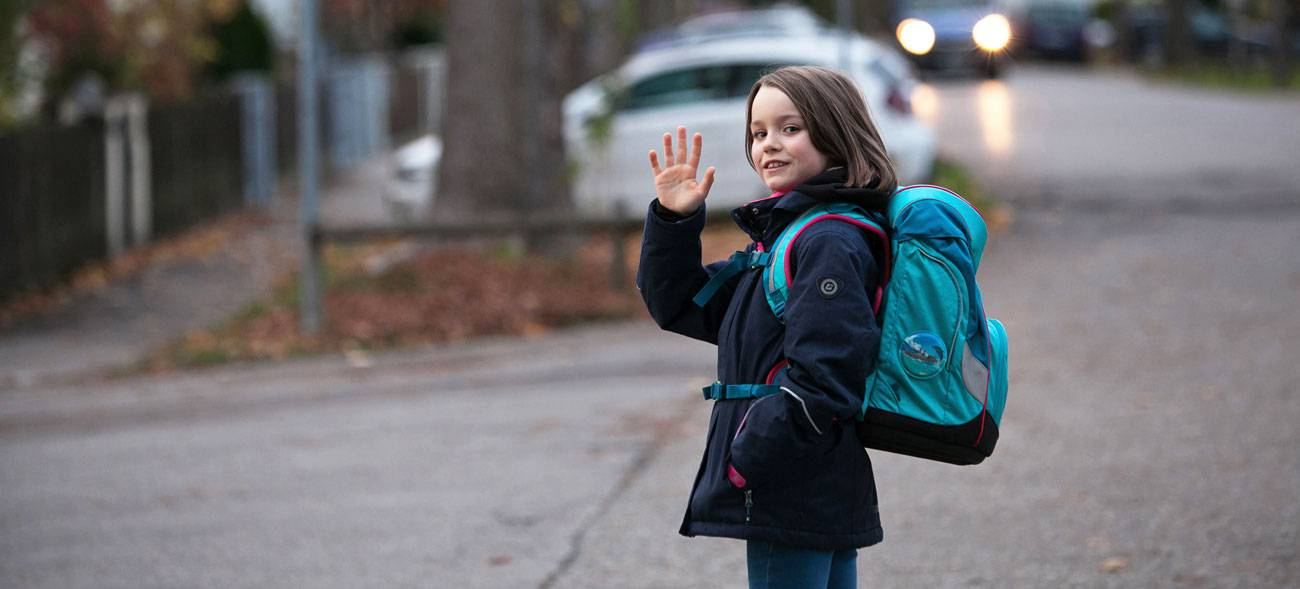 Sicherer Schulweg – Tag für Tag