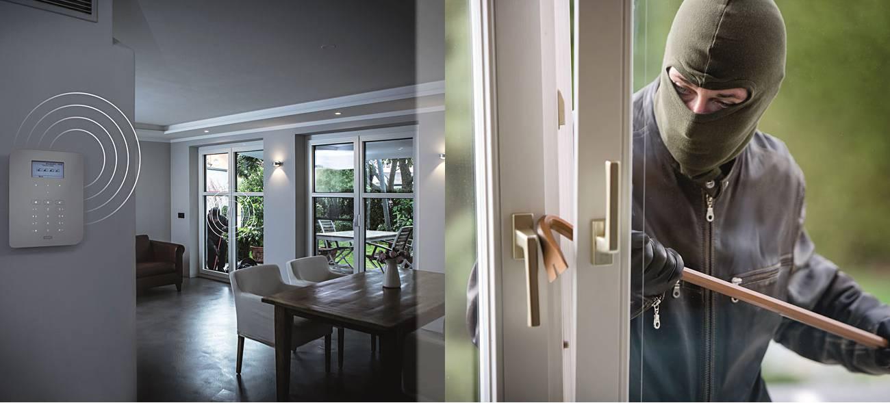 Angriffsziel Nummer eins: Fenster und Türen