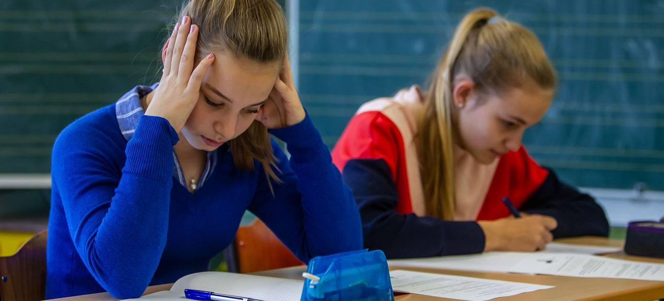 Entspann dich mal – Tipps zum Umgang mit Schulstress