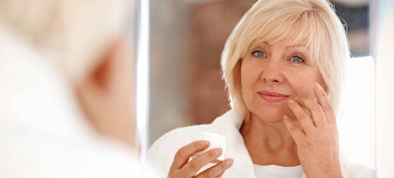 Cremes mit mehr Sauerstoff können bei Wechseljahresbeschwerden helfen