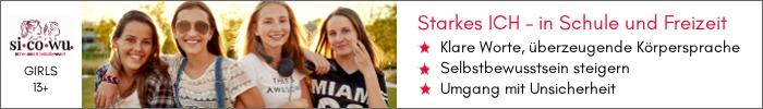 sicowu-Training: Starkes ICH – in Schule und Freizeit