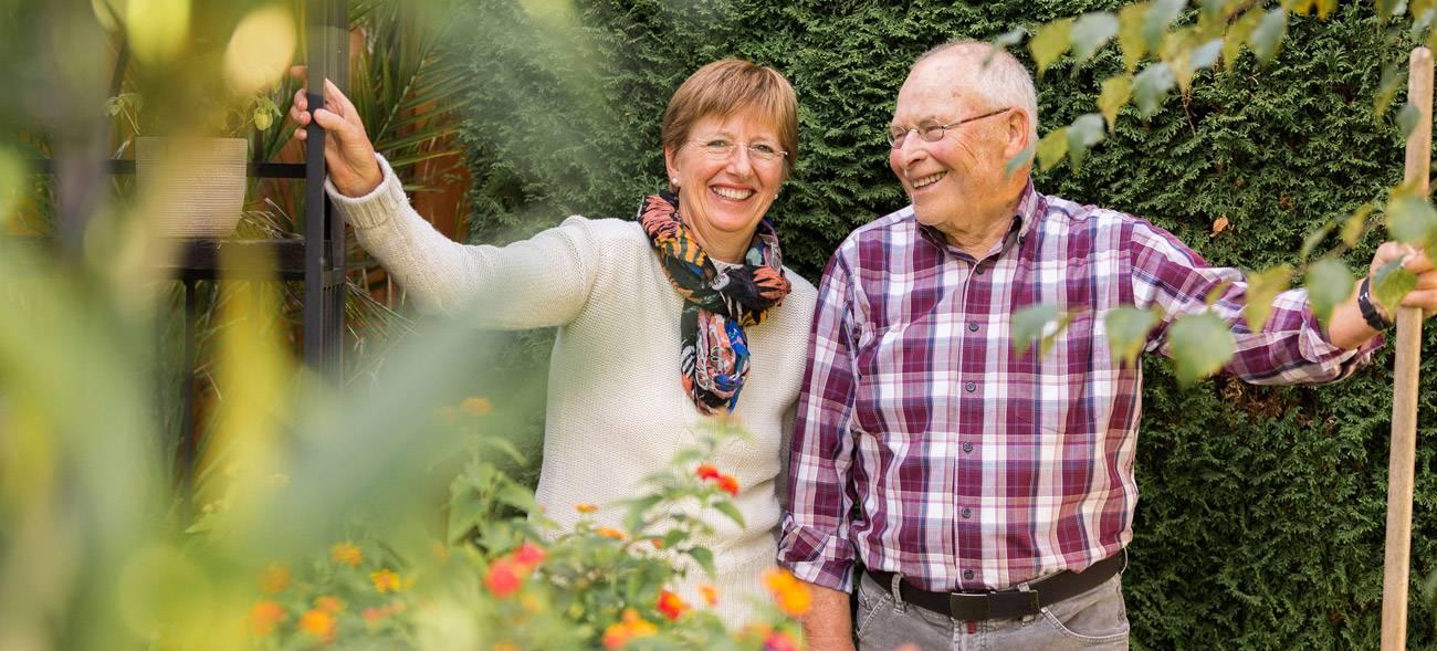 Eine starke Finanzplanung im Ruhestand sorgt für mietfreies Wohnen in den eigenen vier Wänden