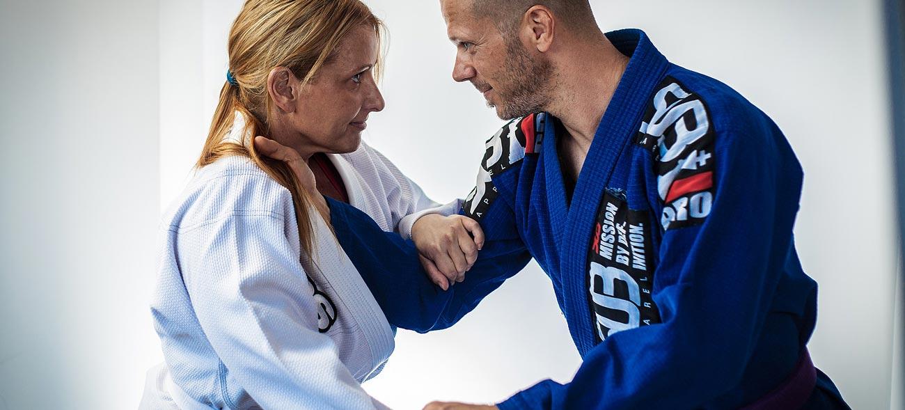 Ju-Jutsu – vielseitige und zeitgemäße Selbstverteidigung