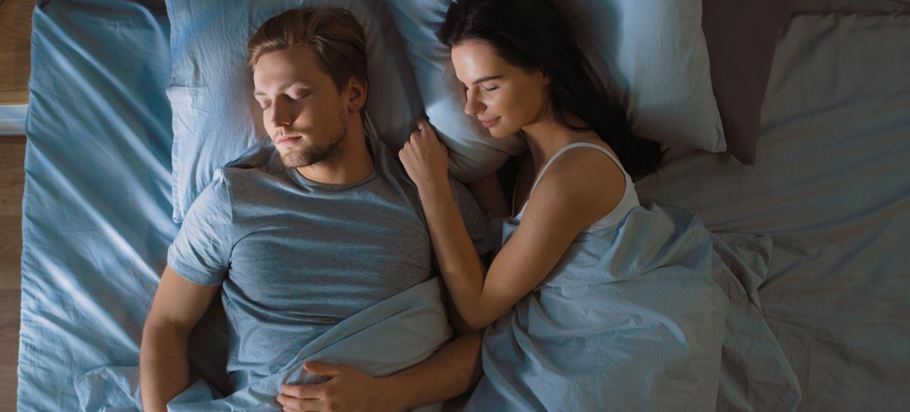Gute Nacht und ruhiger Schlaf – auch in Krisenzeiten