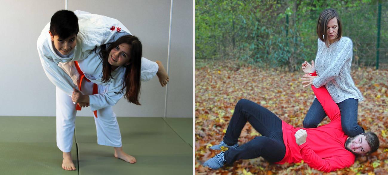 Ju-Jutsu bringt Spaß und Abwechslung ins Training