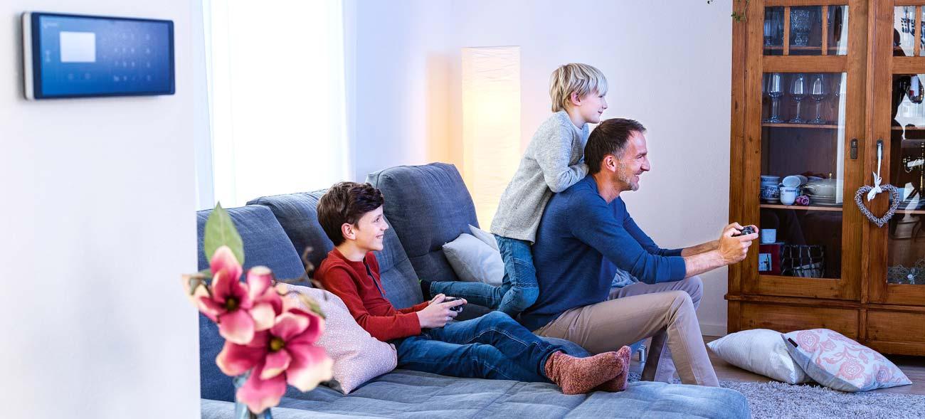 Gefahrenwarnsysteme – intelligente Sicherheitslösungen für zu Hause