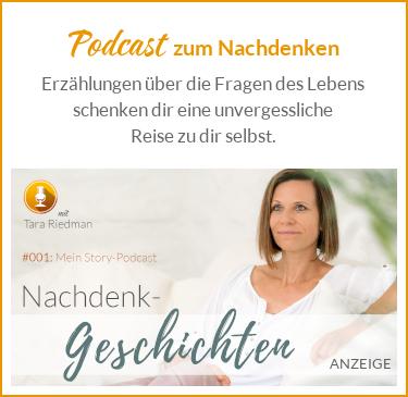 Podcast zum Nachdenken: Inspirierende Erzählungen über die Fragen des Lebens